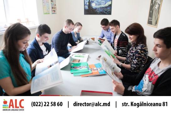 American Language Center - курсы английского языка