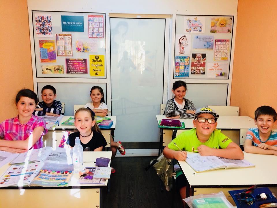 Smile English Club - курсы английского языка